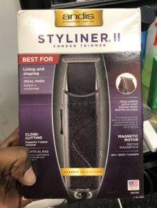 Andis styliners