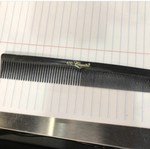 The 420 Krest comb made by royal